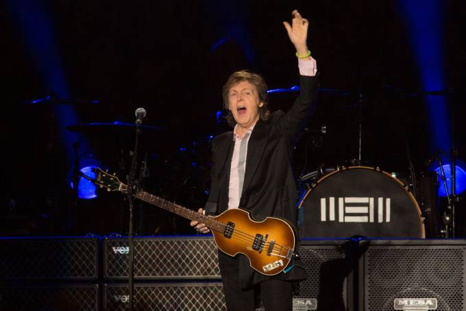 Música: Paul McCartney processa Sony para recuperar direitos dos Beatles