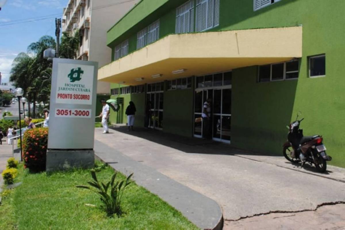 Complexo hospitalar Jardim Cuiabá será investigado por exposição de pacientes a contaminação e crimes ambientais