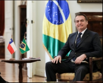 Presidente do Chile defende soberania do Brasil sobre Amazônia